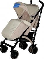 Детская прогулочная коляска Babyhit Rainbow (Beige) -