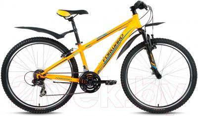 Велосипед Forward Flash 3.0 (15, желтый матовый)