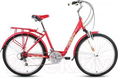 Велосипед Forward Grace 2.0 (красный матовый)