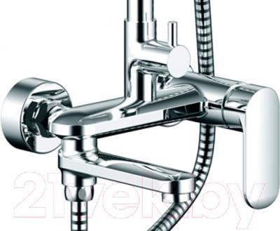 Душевая система Bravat Opal R F6125183CP-A2