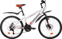 Велосипед Forward Titan 3.0 Disc (белый матовый) -
