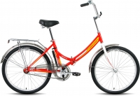 Велосипед Forward Valencia 1.0 Rus (красный) -