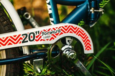 Детский велосипед Forward Timba Boy (синий)