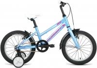 Детский велосипед Format Girl (16, голубой) -