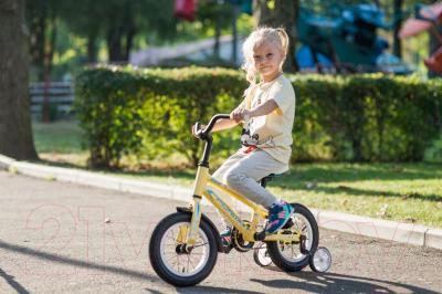 Детский велосипед Format Girl (16, голубой)