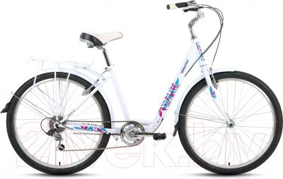 Велосипед Forward Grace 1.0 (белый)