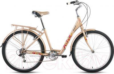 Велосипед Forward Grace 1.0 / RBKW68N67003 (песочный)
