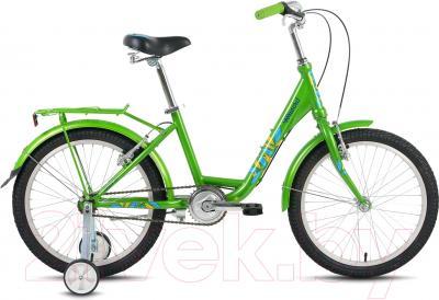 Детский велосипед Forward Grace 20 (зеленый)