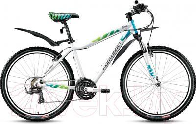 Велосипед Forward Lima 1.0 (15, белый)