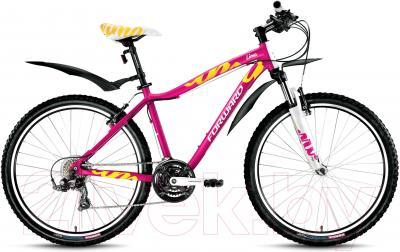 Велосипед Forward Lima 1.0 (15, розовый матовый)