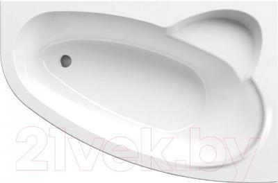 Ванна акриловая Ventospa Nika 170х115 R