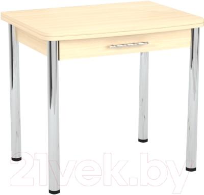 Обеденный стол Millwood Алтай-03 Комфорт (дуб молочный)