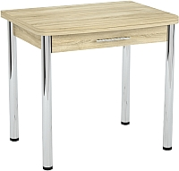 Обеденный стол Millwood Алтай-03 Комфорт (дуб сонома) -