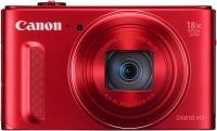 Компактный фотоаппарат Canon Powershot SX610 HS (красный) -