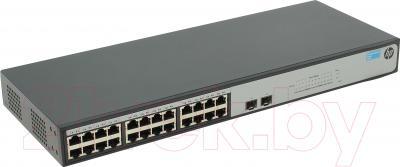 Коммутатор HP 1420-24G-2SFP (JH017A)