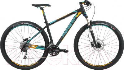 Велосипед Format 1213 29 2016 (M, черный матовый)