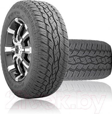 Летняя шина Toyo Open Country A/T Plus 265/60R18 110T