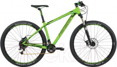 Велосипед Format 1212 29 (M, зеленый матовый)