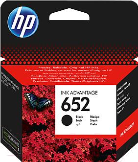 Картридж HP 652 (F6V25AE)