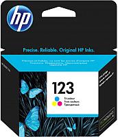 Картридж HP 123 (F6V16AE) -