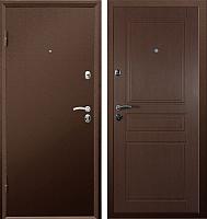 Входная дверь Промет Практик (86x205, левая) -