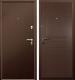 Входная дверь Промет Практик (96x205, левая) -