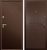 Входная дверь Промет Практик (96x205, правая) -