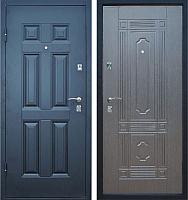 Входная дверь Промет Виктория венге (86x205, левая) -