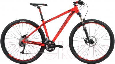 Велосипед Format 1214 29 ( L, красный матовый)
