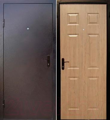 Входная дверь Промет Мастер (96x205, левая)