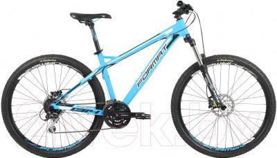 Велосипед Format 1314 (M, синий матовый)