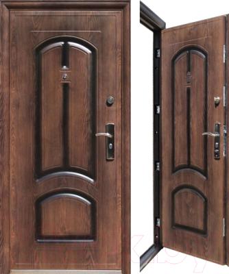 Входная дверь Магна М-04 (96x205, левая)