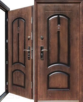 Входная дверь Магна М-04 (96x205, правая)