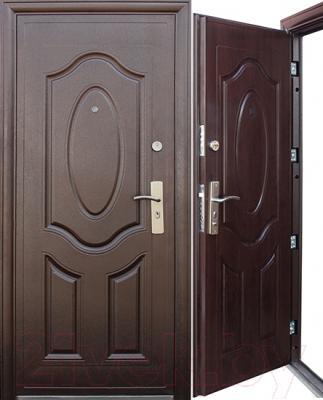 Входная дверь Магна МД-06 (86x205, левая)