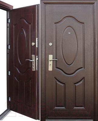 Входная дверь Магна МД-06 (96x205, правая)