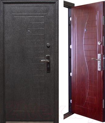 Входная дверь Магна МД-08 (96x205, левая)