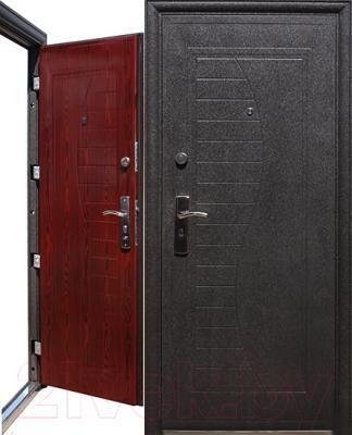 Входная дверь Магна МД-08 (96x205, правая)
