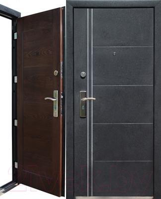 Входная дверь Магна МД-18 (86x205, правая)