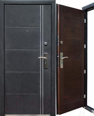 Входная дверь Магна МД-18 (96x205, левая)