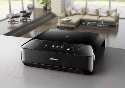 МФУ Canon Pixma MG7740 (черный)