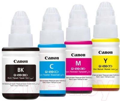 МФУ Canon Pixma G3400 (+ кабель, фотобумага и чернила)