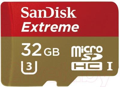 Карта памяти SanDisk SDSDQXN-032G-G46A