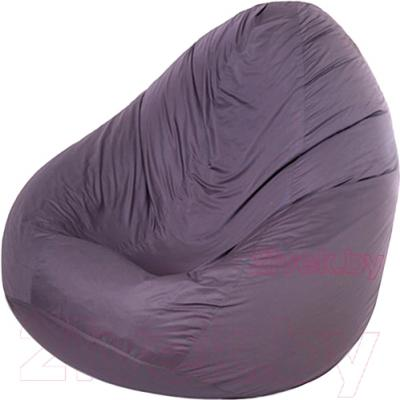 Бескаркасное кресло Meshok.by Дьюспо Серый (classic balls, M)