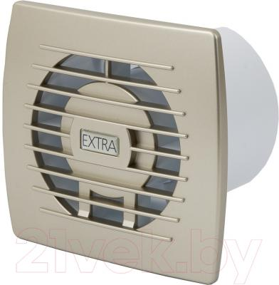 Вентилятор вытяжной Europlast Extra E100G (золото)