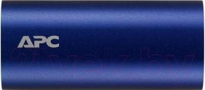 Портативное зарядное устройство APC Mobile Power Pack M3BL-EC (синий)