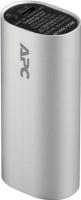 Портативное зарядное устройство APC Mobile Power Pack M3SR-EC (серебристый) -
