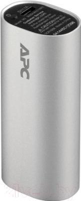 Портативное зарядное устройство APC Mobile Power Pack M3SR-EC (серебристый)