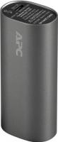 Портативное зарядное устройство APC Mobile Power Pack M3TM-EC (титановый) -