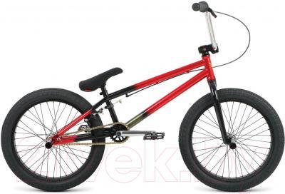 Велосипед Format 3213 (20.8, черный/красный)