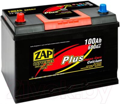 Автомобильный аккумулятор ZAP Plus Japan 600 33 L (100 А/ч)